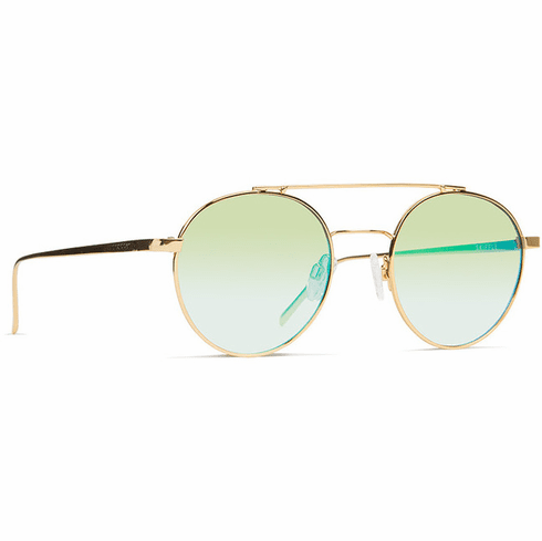 VonZipper Skiffle Sunglasses<br>Gold/Brown Gradient