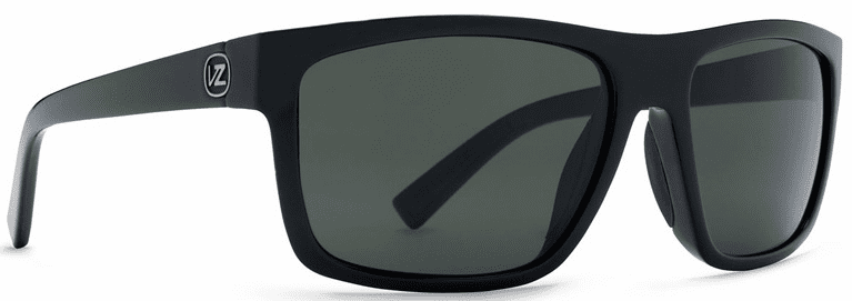 VonZipper Speedtuck Sunglasses<br>Black Gloss/Grey