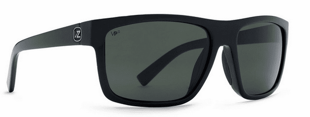 VonZipper Speedtuck Sunglasses<br>Black Gloss/Grey Glass Polar