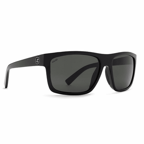 VonZipper Speedtuck Sunglasses<br>Black Gloww/Wildlife Vintage Greay Polarized