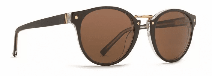 VonZipper Stax Sunglasses<br>Black Crystal/Bronze