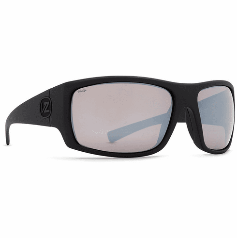 VonZipper Suplex Sunglasses<br>Black Satin/Wild Rose Chrome Polar