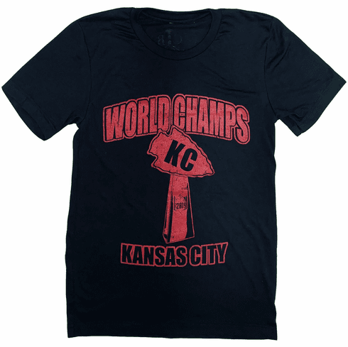 World Champs KC Tee