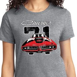 1971 Charger Ladies Dodge Shirts