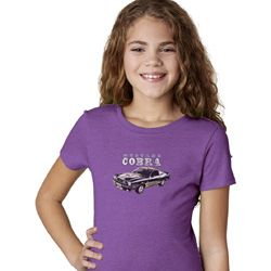 1974 Cobra Profile Middle Print Kids Ford Shirts