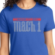 50 Years Mach 1 Ladies Ford Shirts