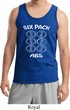 6 Pack Abs Beer Funny Mens Tank Top