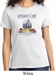 9-11 Never Forget Ladies Shirt