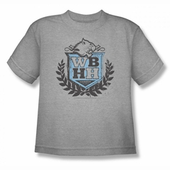 90210 Shirt Kids WBHH Athletic Heather T-Shirt