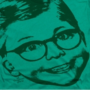 A Christmas Story Big Head Ralphie 2 Shirts