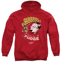 A Christmas Story Hoodie Oh Fudge Red Sweatshirt Hoody
