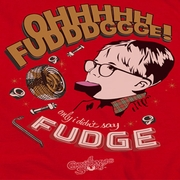 A Christmas Story Oh Fudge Shirts