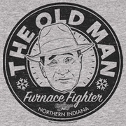 A Christmas Story The Old Man Shirts
