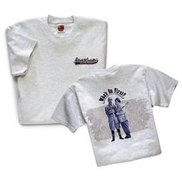 Abbott and Costello T-shirt Who's on First Tee Shirt