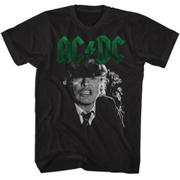 AC/DC Shirt Angus Growl Black T-Shirt