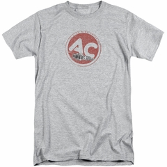 AC Delco Shirt Fire Ring Spark Plugs Tall Athletic Heather T-Shirt