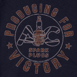 AC Delco Spark Plugs Victory Shirts