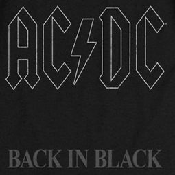 ACDC Back In Black Shirts