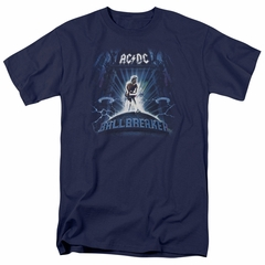 ACDC Shirt Ball Breaker Navy T-Shirt