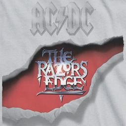 ACDC The Razors Edge Shirts