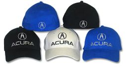Acura Flexfit Hat Fitted Adult Automotive Embroidered Cap