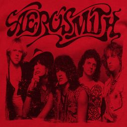 Aerosmith Old Photo Shirts