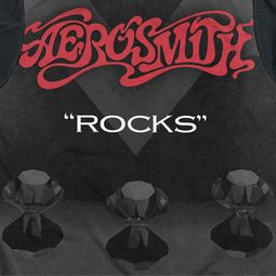 Aerosmith Rocks Sublimation Shirts