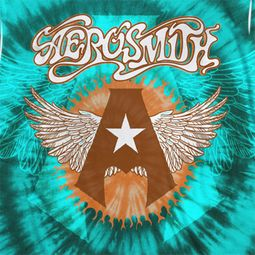 Aerosmith Tie-Dye Sublimation Shirts