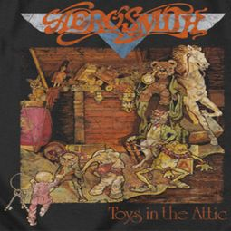 Aerosmith Toys Shirts