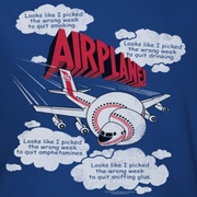 Airplane Movie Picked The Wrong Day Shirts