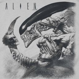 Alien Decapitated Shirts