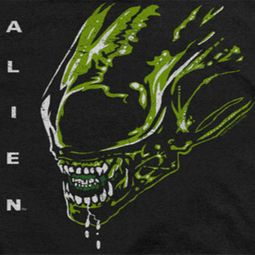Alien Drool Shirts