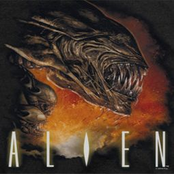 Alien Fangs And Fire Shirts