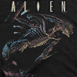 Alien Hanging Shirts