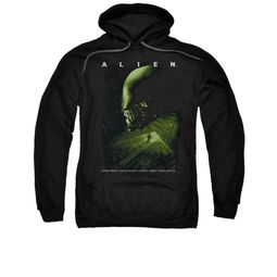 Alien Hoodie From Within Black Sweatshirt Hoody