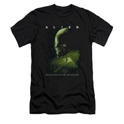 Alien Shirt Slim Fit From Within Black T-Shirt