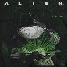 Alien Take A Peak Shirts