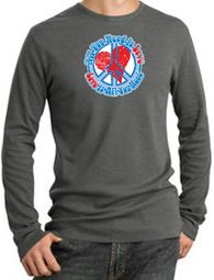 All You Need Is Love Long Sleeve Thermal T-shirts