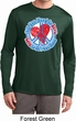All You Need is Love Mens Dry Wicking Long Sleeve Shirt