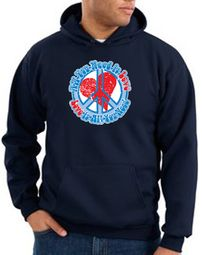 All You Need Is Love Pullover Hooded Sweatshirts