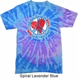 All You Need is Love Tie Dye Shirt