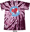 All You Need is Love Twist Tie Dye Shirt
