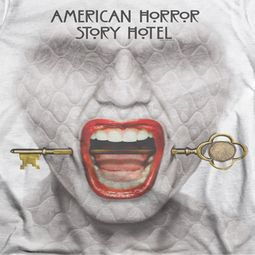 American Horror Story Fear Face Sublimation Shirts