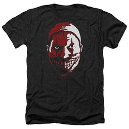 American Horror Story Shirt The Clown Heather Black T-Shirt