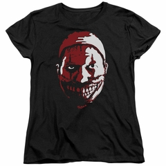 American Horror Story Womens Shirt The Clown Black T-Shirt