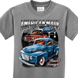 American Made Kids Ford Shirts