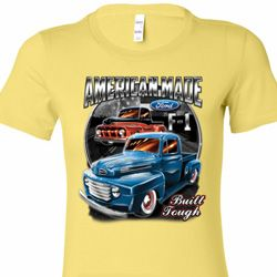 American Made Ladies Ford Shirts