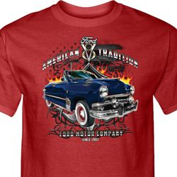 American Tradition Mens Ford Shirts