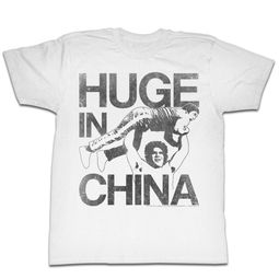 Andre The Giant Shirt China White T-Shirt