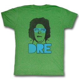 Andre The Giant Shirt Dre Green T-Shirt